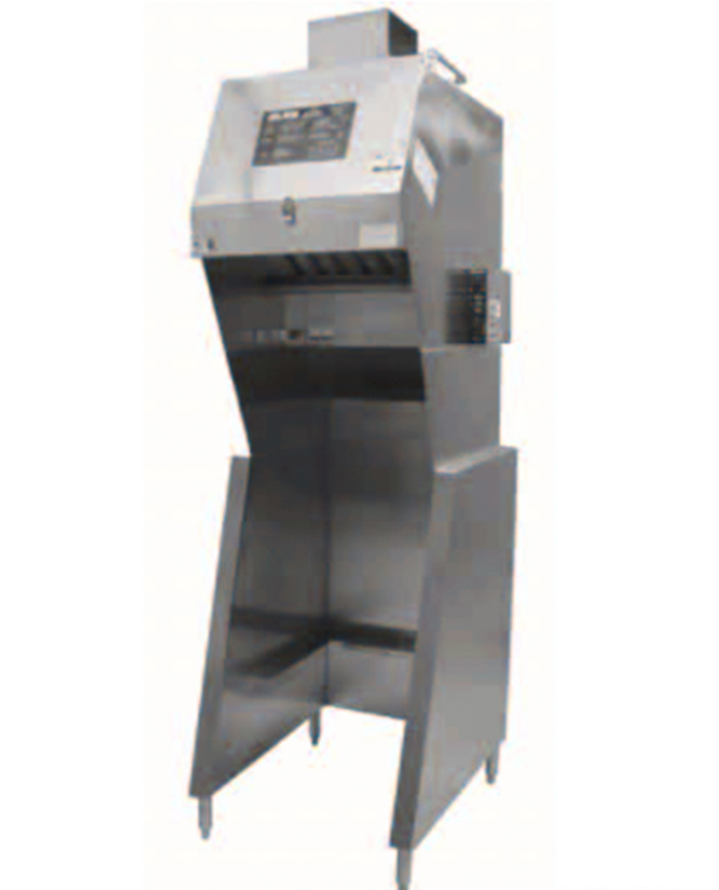 Broaster Ventless Hood